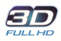 3D Full HD logo